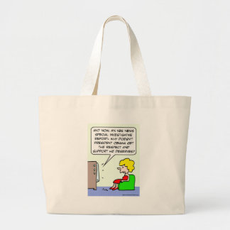 Why doesn't Obama get support he deserves? Tote Bag
