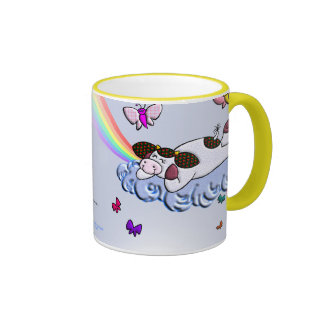Why don't we daydream more often? coffee mug