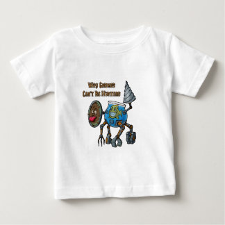 Why Gnomes Can't Be Hunters Baby T-Shirt