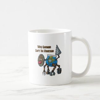 Why Gnomes Can't Be Hunters Classic White Coffee Mug