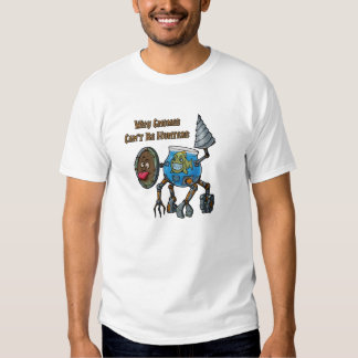 Why Gnomes Can't Be Hunters T Shirt