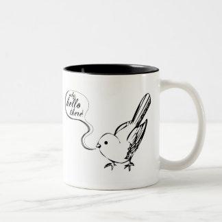 Why, Hello There! mug