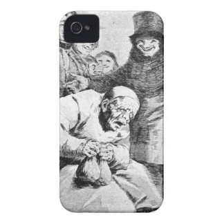 Why hide them? by Francisco Goya Case-Mate iPhone 4 Case