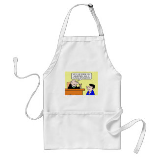 why hire lawyer judge aprons