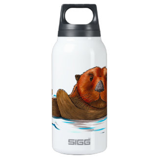 Why I Otter Insulated Water Bottle