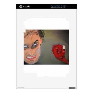 Why I Oughta iPad 2 Skin