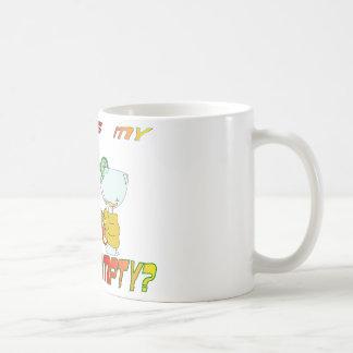 Why is my Drink Empty? Coffee Mug