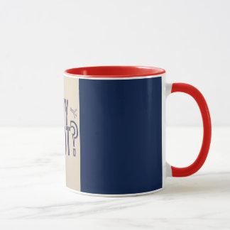 """Why Knot?"" Mug"
