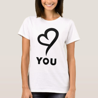 Why love you super cool and stylish t shirt