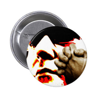 Why me Lord Pinback Button