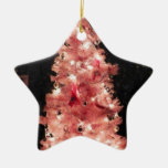 Why Not Pink Christmas Ornaments