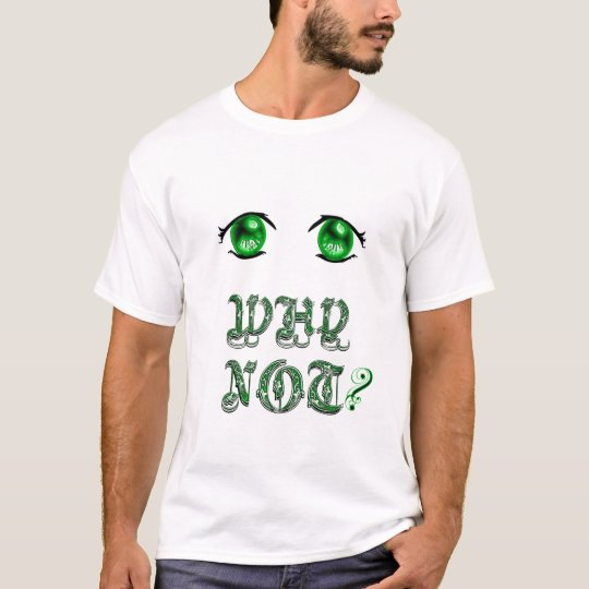 Why Not Shirt