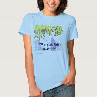 Why pick this shirt?..--> shirt