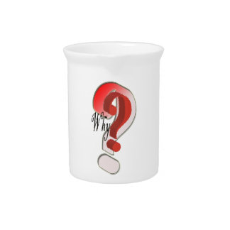 Why Question mark Pitcher