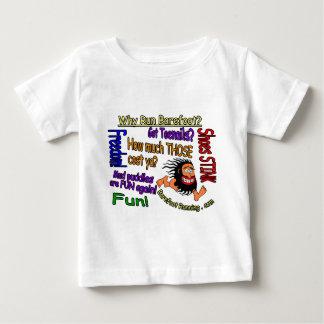 Why Run Barefoot? Shirt