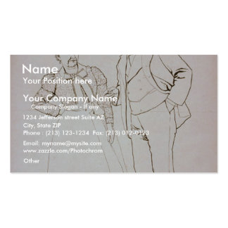 Why Smith left Home Double-Sided Standard Business Cards (Pack Of 100)