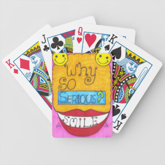 Why So Serious? Poker Cards