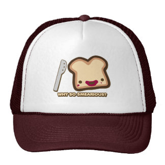 Why So Smearious (mouth) Hat