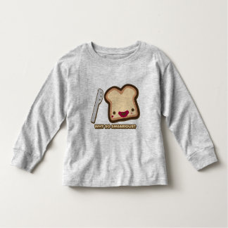 Why So Smearious (mouth) Toddler T-shirt