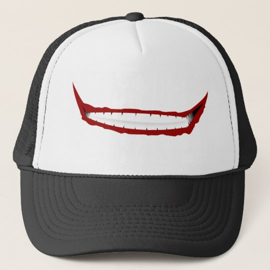 Why So Smiley? Trucker Hat