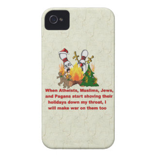 Why There's War On Christmas iPhone 4 Covers