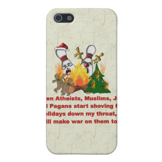 Why There's War On Christmas Covers For iPhone 5