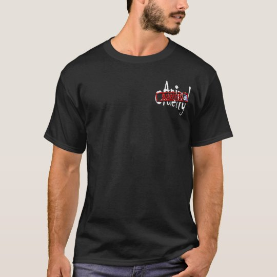 Why Vegan Dark T-shirt