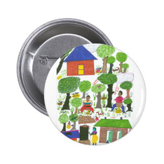Why We Need Bathrooms Pinback Button