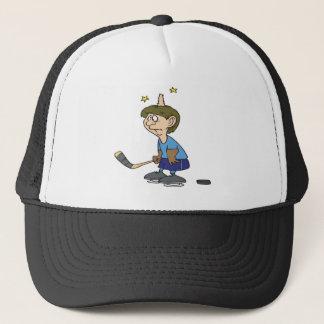 Why We Wear Helmets Trucker Hat