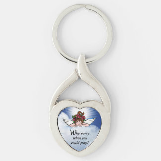 Why Worry? Key Chains