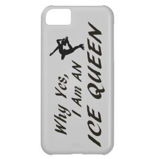 Why Yes I Am An Ice Queen iPhone 5C Cases