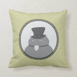 Why Yes, I Am Fancy Throw Pillow