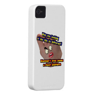 Why you looking at me like im different iPhone 4 cases