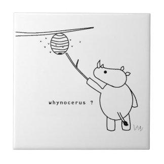 whynocerus/ beehive tiles