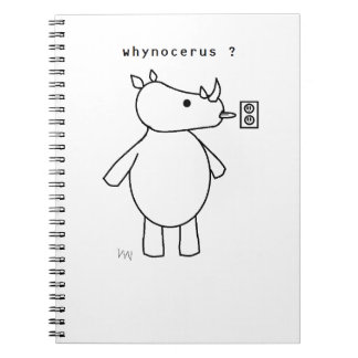 whynocerus/outlet notebook