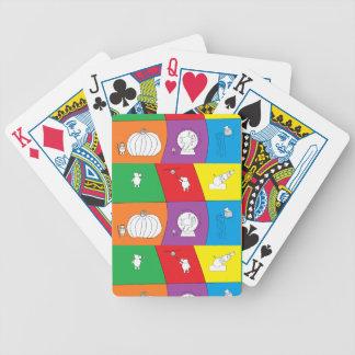 whynocerus the rhinoceros card decks