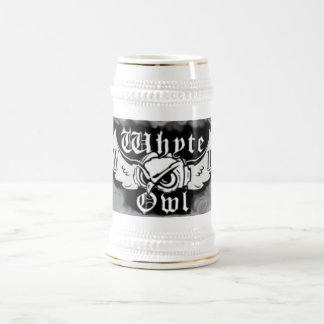 Whyte Owl Smoke Logo Mug