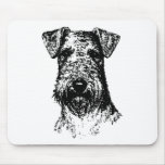 WI Airedale Terrier Club fund raiser items Mouse Pad