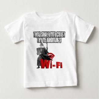 Wi-Fi hilarante Remeras