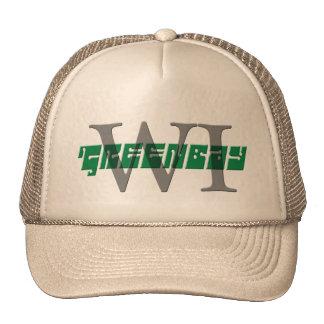 wi greenbay gorras de camionero