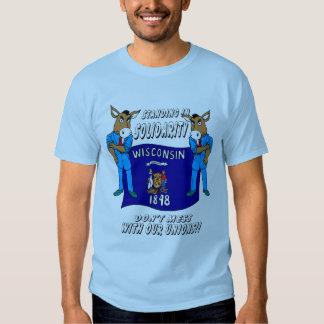 WI. SOLIDARITY T-Shirt