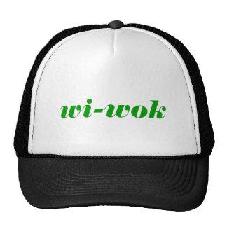 wi-wok mesh hats
