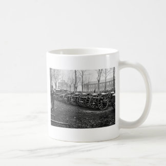 Wiard Guns at the Arsenal: 1862 Coffee Mug
