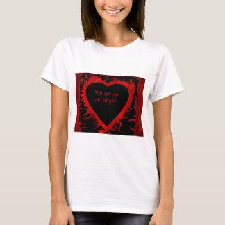 WICCA DESIGN - YOU SET MY SOUL ALIGHT T-Shirt