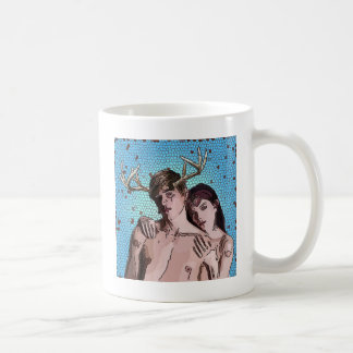 Wicca God and Goddess Blessing Mug