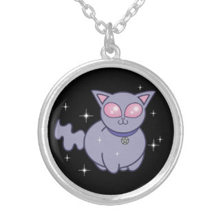 Wicca Kitten necklace