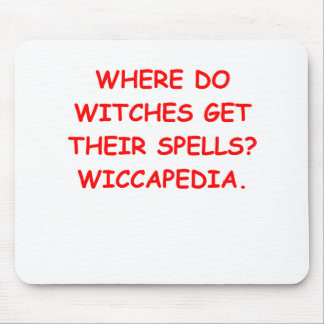 WICCA MOUSE PAD