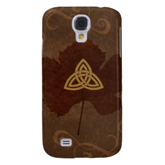 Wicca Rustica: Celtic Autumn Samsung Galaxy S4 Case
