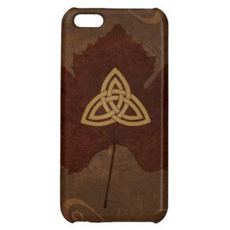 Wicca Rustica: Celtic Autumn iPhone 5C Cover