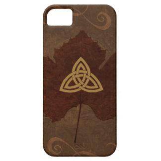 Wicca Rustica: Celtic Autumn iPhone SE/5/5s Case